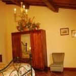 Farm Holidays La Baghera - La Baghera Alta - Angiolino Apartment - Bedroom