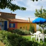 Farm Holidays La Baghera - La Baghera Alta - Angiolino Apartment - Garden