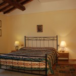 Farm Holidays La Baghera - La Baghera - Barco Reale Apartment - Bedroom