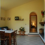 Farm Holidays La Baghera - La Baghera - Barco Reale Apartment - Living Room