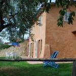 Farm Holidays La Baghera - La Baghera Alta - Brogio Apartment - Garden
