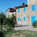 Farm Holidays La Baghera - La Baghera Alta - Cipriano Apartment - Garden