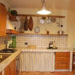 Farm Holidays La Baghera - La Baghera Alta - Donatello Apartment - Kitchen