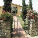 Farm Holidays La Baghera - La Baghera - Palaia Apartment - Garden
