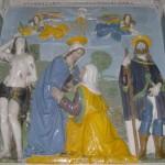 Altare della Robbia (Church of Santo Stefano in Lamporecchio)