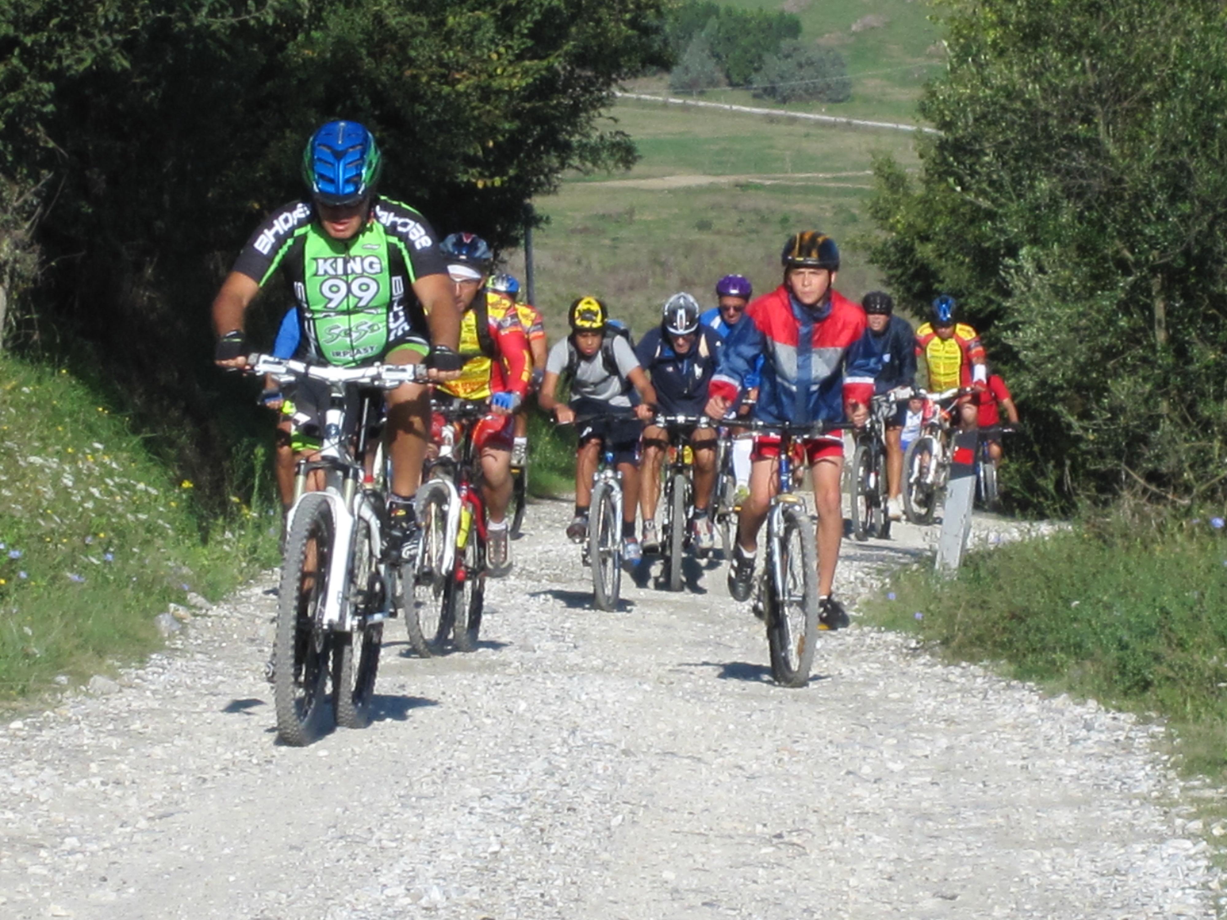 Cycling Holiday