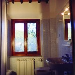 Farm Holidays La Baghera - La Baghera - Gorgole Apartment - Bathroom